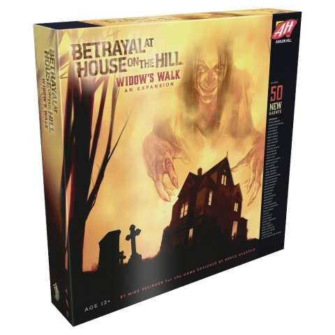 Betrayal at House on the Hill: Widow's Walk (1)