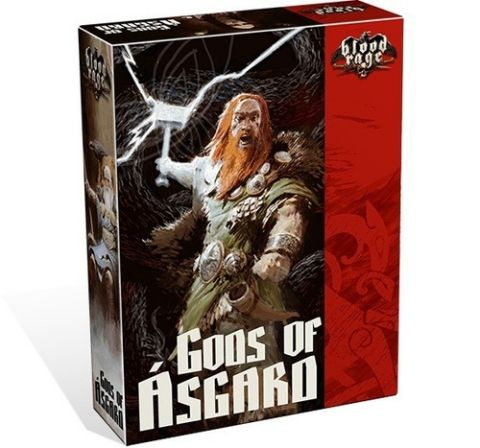 Blood Rage: Gods of Asgard (1)