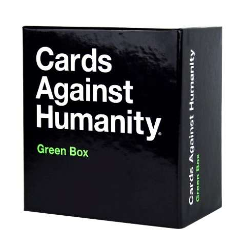Cards Against Humanity - Green Box Expansion (1)
