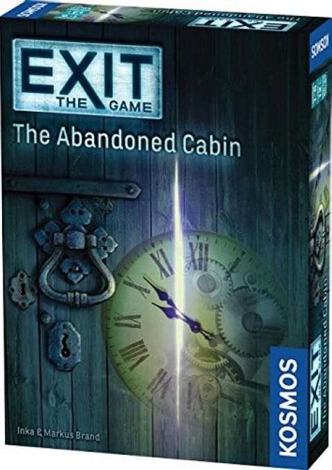 EXIT: The Game - The Abandoned Cabin (1)