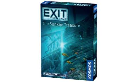 EXIT: The Game - The Sunken Treasure (1)