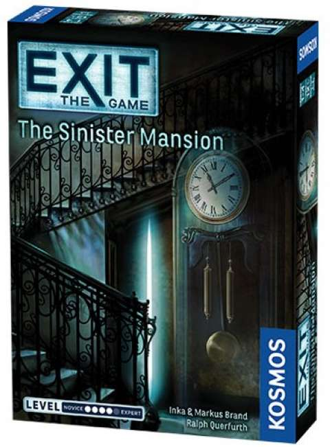 EXIT: The Game - The Sinister Mansion (1)