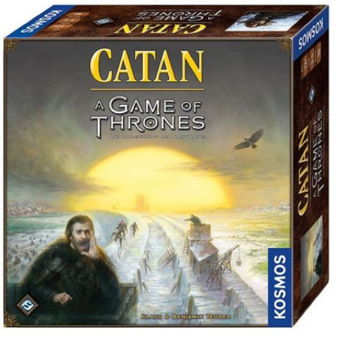 A Game of Thrones Catan: Brotherhood of the Watch (1)