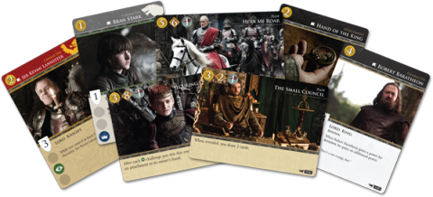 Game of Thrones Card Game (HBO Ed.) (2)