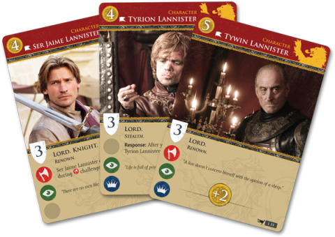 Game of Thrones Card Game (HBO Ed.) (4)