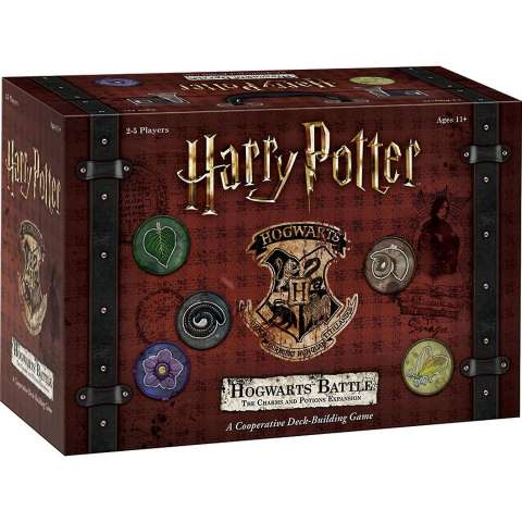 Harry Potter Hogwarts Battle: The Charms and Potions (1)