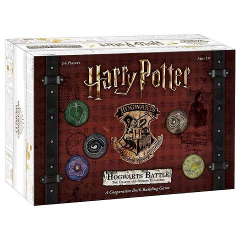 Harry Potter Hogwarts Battle: The Charms and Potions (5)