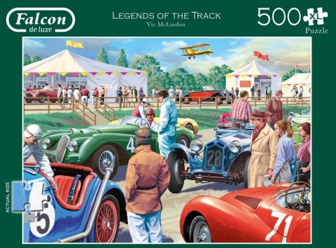 Legends of the track, 500XXL Brikker (1)