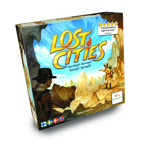 Lost Cities - The Card Game (1)