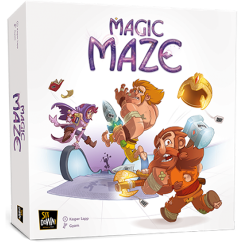 Magic Maze (1)
