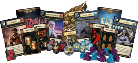 Game of Thrones: The Board Game 2nd edition: Expansion Mother of Dragons (3)