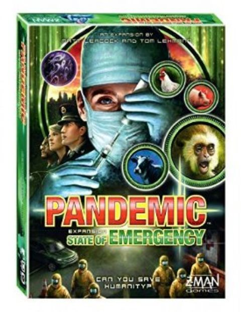Pandemic state of emergency (1)