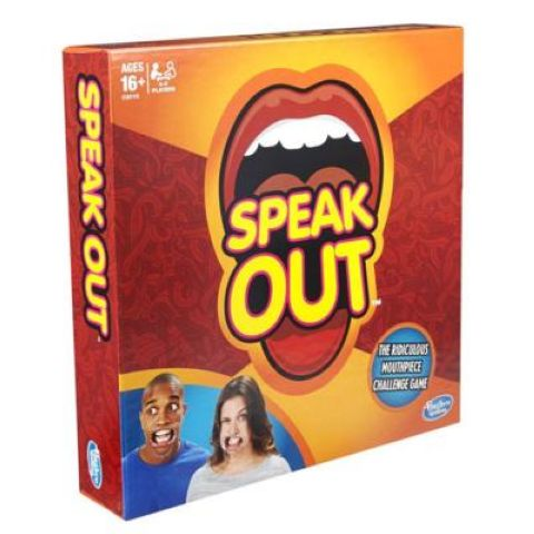 Speak Out - Dansk (1)