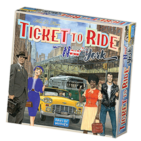 Ticket to Ride - New York (1)