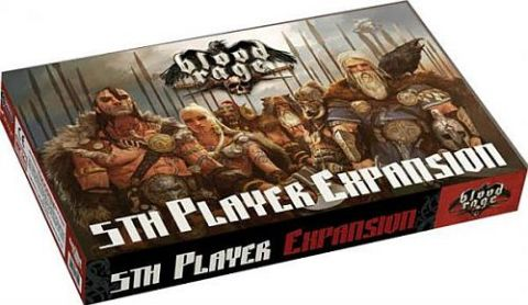 Blood Rage: 5th Player Expansion (1)