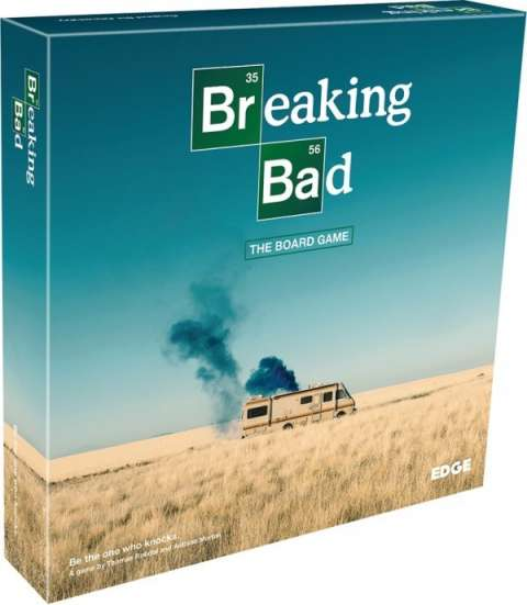 Breaking Bad: The Board Game (1)