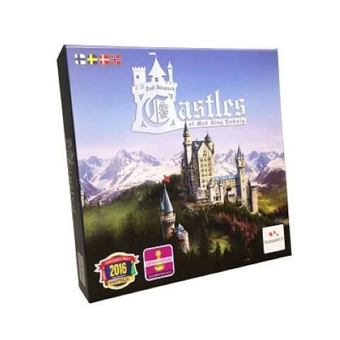 Castles Of Mad King Ludwig (1)