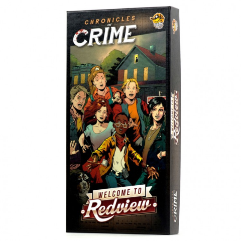 Chronicles of Crime: Welcome to Redview (1)