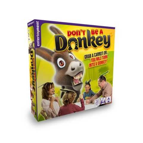 Don't be a Donkey (1)