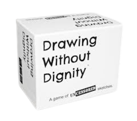 Drawing Without Dignity Base Game (1)
