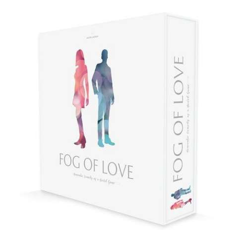 Fog Of Love - Dansk (1)