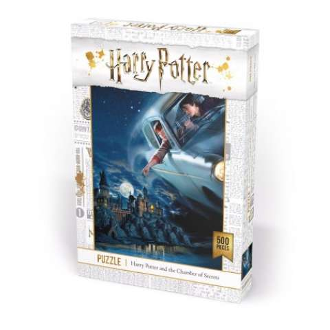 Harry Potter and the Chamber of Secrets, 500 brikker (1)