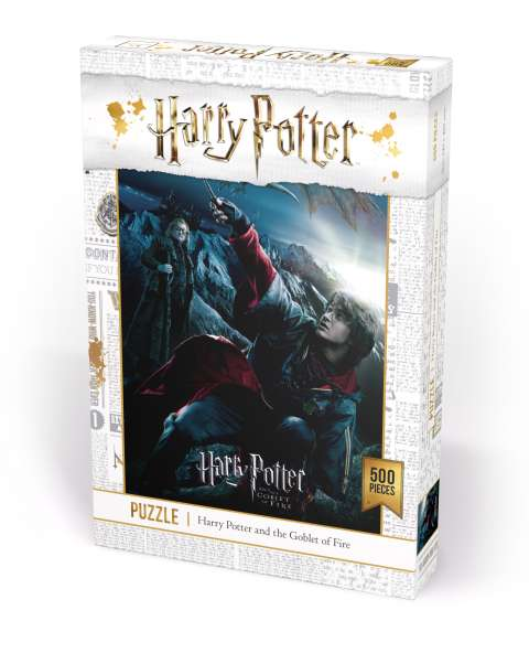 Harry Potter and the Goblet of Fire, 500 brikker (1)