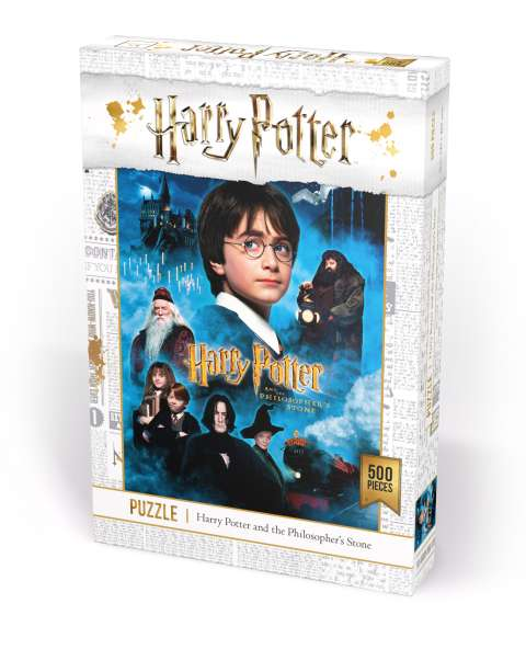 Harry Potter and the Philosophers Stone, 500 brikker (1)
