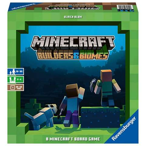 Minecraft: Builders & Biomes (1)