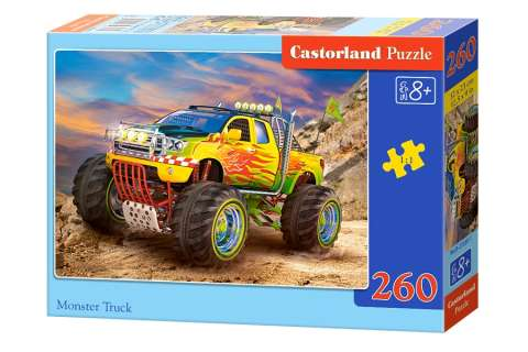 Monster Truck - 260 brikker (1)