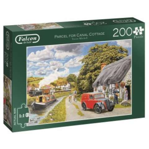 Parcel for Canal Cottage, 200 XL brikker (1)