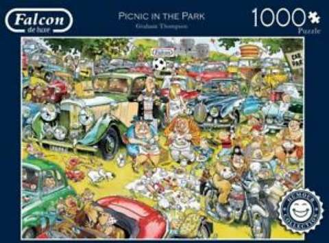 Picnic in the Park, 1000 brikker (1)