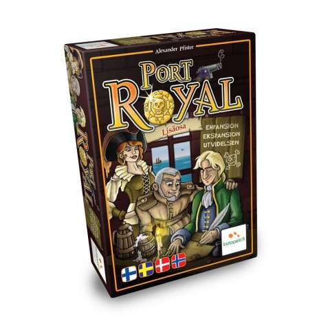 Port Royal - Udvidelse  (1)