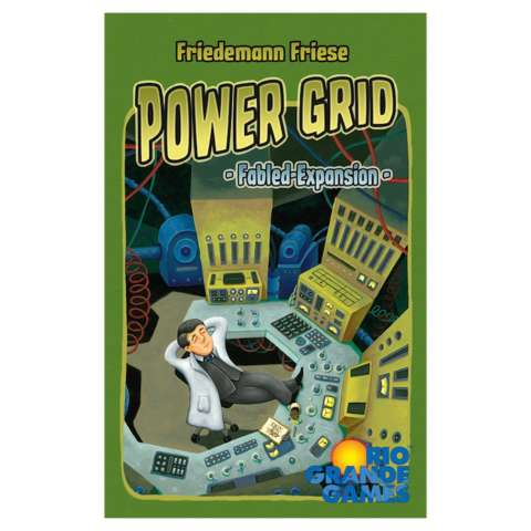 Power Grid: Fabled Expansion (1)