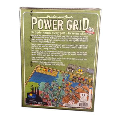 Power Grid Recharged - Engelsk (2)