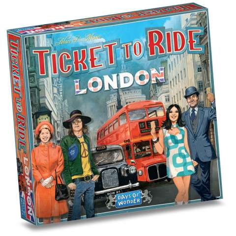 Ticket To Ride: London (1)