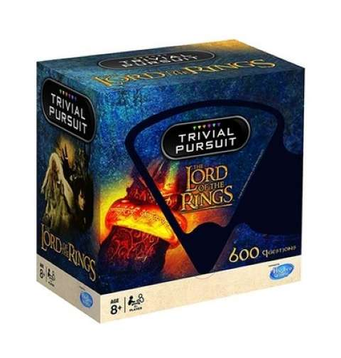 Trivial Pursuit – Lord of the Rings (1)