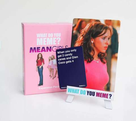 What Do You Meme? Mean Girls Expansion Pack (3)