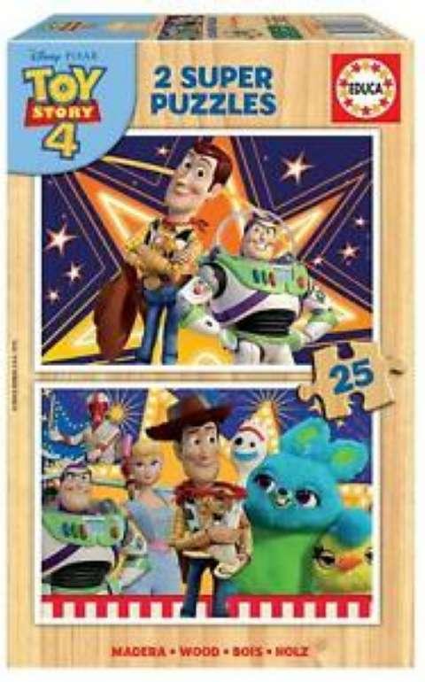 Toy Story 4 - 2 x 25 brikker